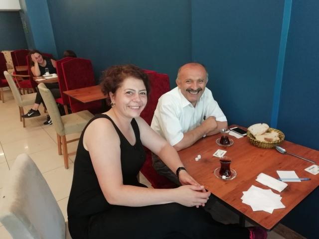"""Bornova'da bir lezzet Durağı """"Bostan Mutfak"""""""