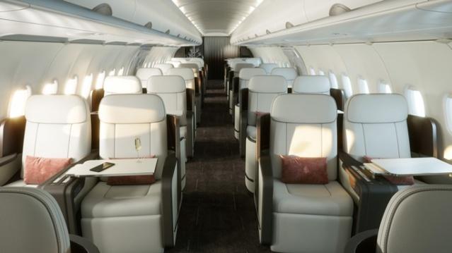 Four Seasons yeni uçağını tanıttı