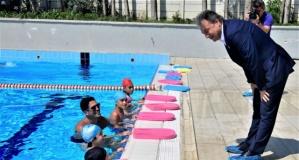 Başkan İduğ'dan Bornova'ya yeni yüzme havuzları müjdesi