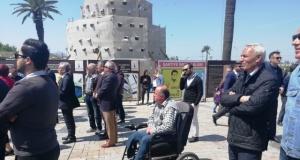 CHP İzmir İl Başkanlığı'nın düzenlediği Eylem Konakta Yapıldı