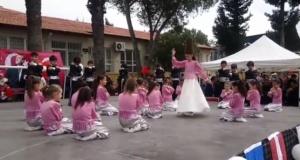 İzmir'de 23 Nisan Kutlamaları