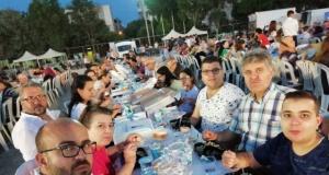 İzmir'liler İftar'da Bir araya Geldi