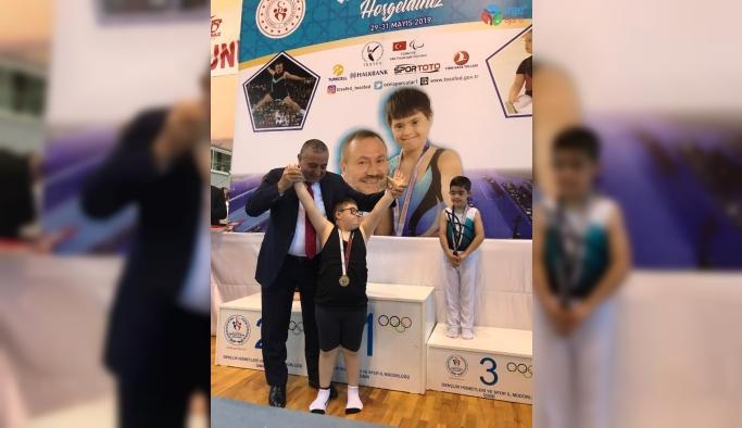 Atakan Ergin, Türkiye Şampiyonu