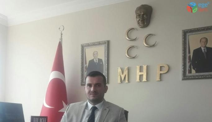 Aydın MHP'den Ülkücü Şehitleri Anma Günü mesajı
