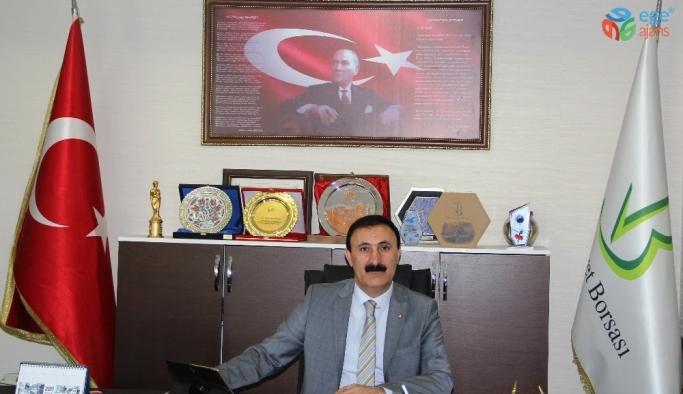 Başkan Süer'den, '19 Mayıs Atatürk'ü Anma Gençlik ve Spor Bayramı' mesajı