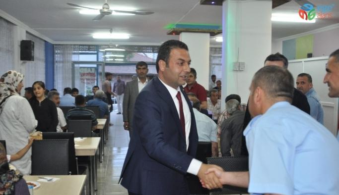 Başkan Yıldırım, personel ile iftarda buluştu