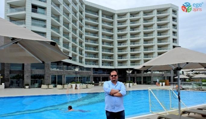 Çeşme'de bayram tatili rezervasyonları yüzde 70'e ulaştı