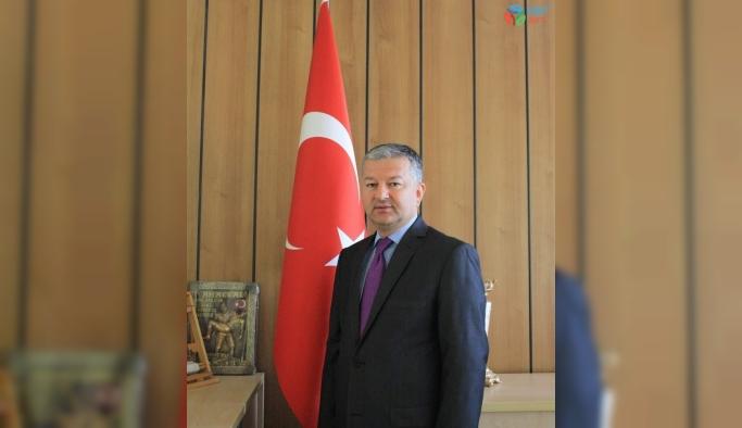 Develi Kaymakamı Duru'dan 19 Mayıs Teşekkürü