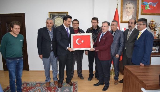 Hacılar Belediyesi İmar A.Ş'de Toplu İş Sözleşmesi imzalandı