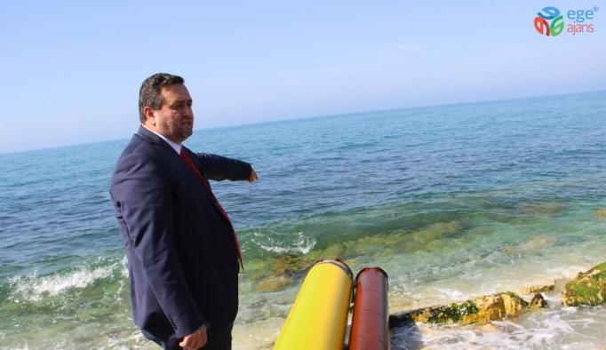 Karadeniz'e pis su akmayacak