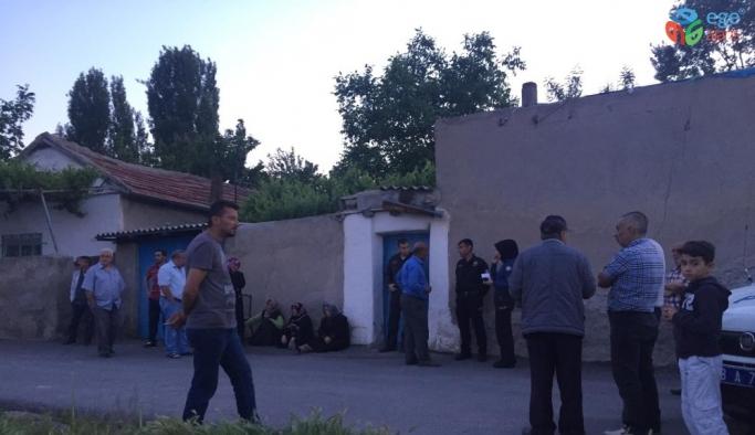 Kayseri'de yaşlı çift ölü bulundu