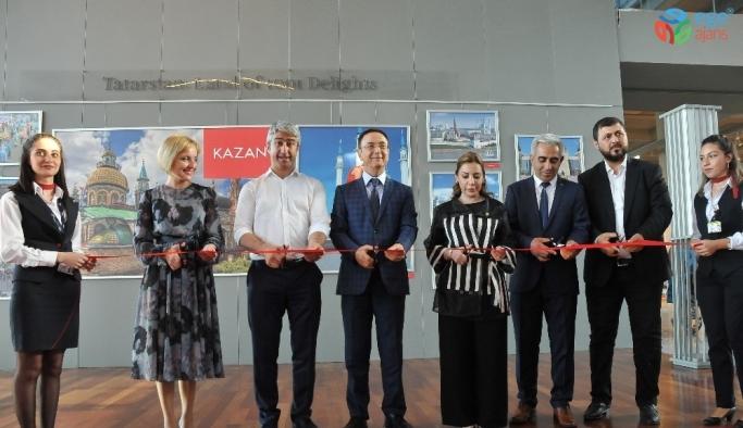 "Muğla'da ""Tatarstan Land Of 1001 Delights"" fotoğraf sergisi"