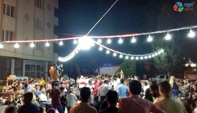 Salihli'de sokak düğünü yasaklandı