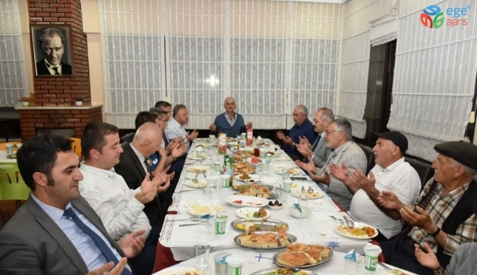 Şehit yakınları ve gazilere iftar yemeği