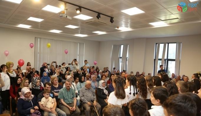Serdivan Çocuk Akademisi bahar dönemi tamamlandı