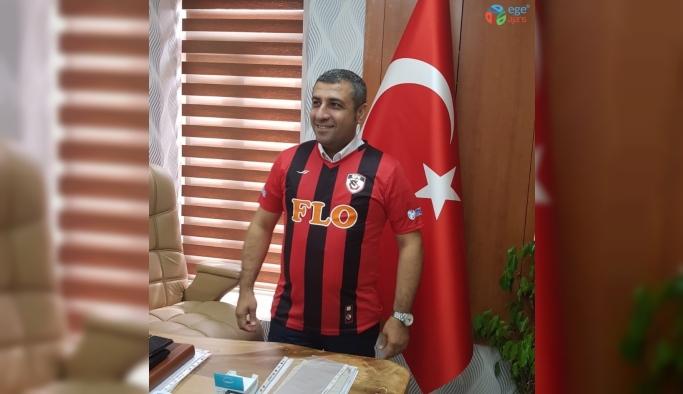 Taşdoğan Gazişehire başarılar diledi