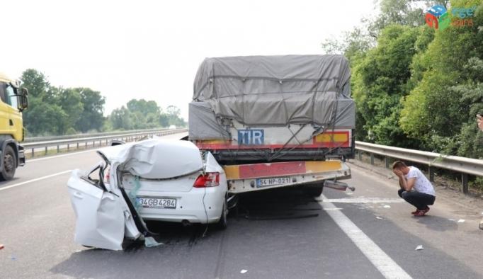 26 gün önce kazada yaralanan genç hayatını kaybetti
