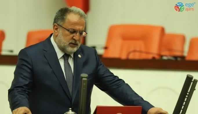AK Parti Van Milletvekili Gülaçar'dan Ramazan bayramı mesajı