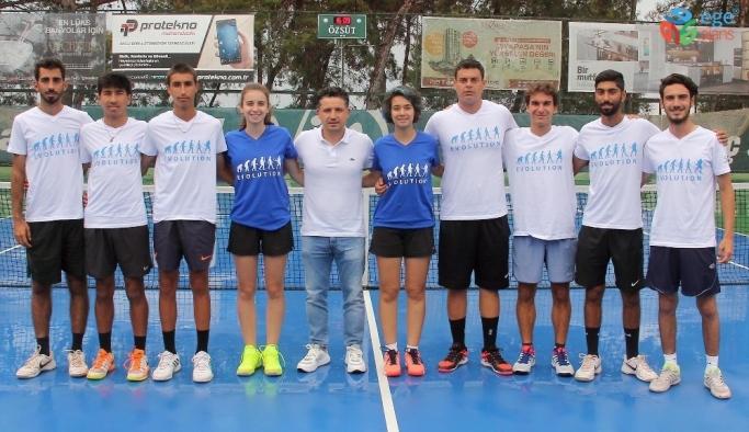 Akdeniz Ligi'nde ATDSK şampiyonluğu