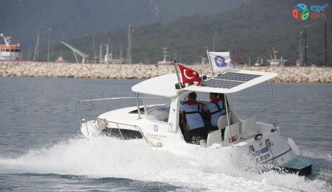 Antalya Körfezi'nde deniz suyu denetim altında