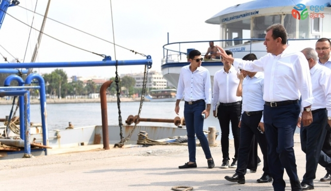 Aquapark alanı 30 Ağustos'ta halkın hizmetine açılıyor