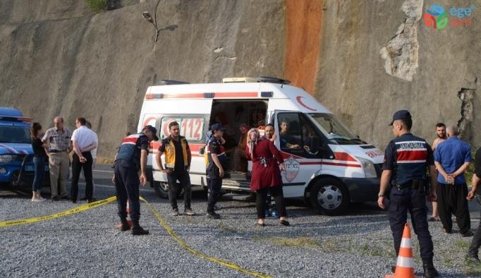 Aracıyla baraj gölüne uçan şahsın cansız bedeni bulundu