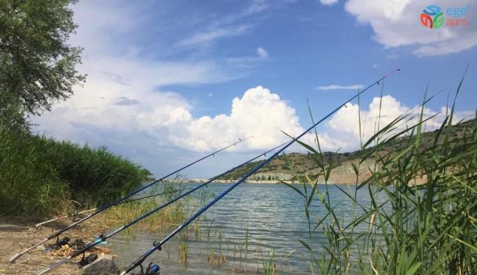 Balıkçılar iç sularda yerlerini aldı