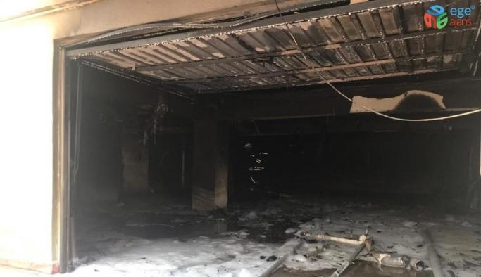 Bartın'da 7 katlı binada yangın: 2'si çocuk 9 kişi hastanelik oldu