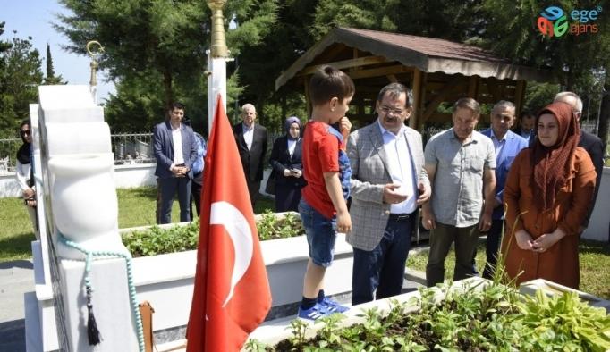 """Başkan Demir: """"Emanetlerini korumak boynumuzun borcu"""""""
