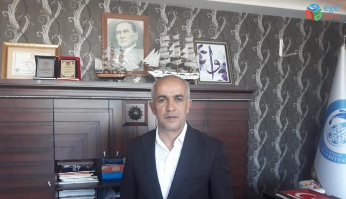 Başkan Ensari'den Ramazan bayramı mesajı