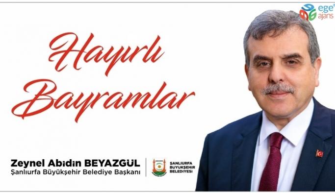 Beyazgül'den Ramazan Bayramı mesajı