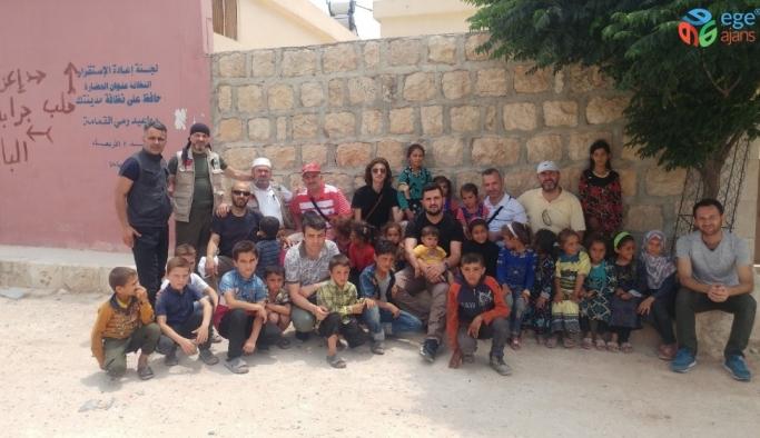 """BGD Başkanı Yavuzaslan, """"Suriye halkı daha fazla destek bekliyor"""""""