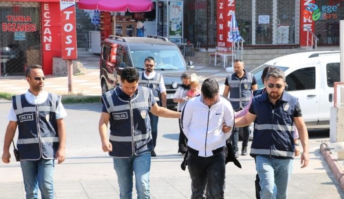 Çatışmada yakalanan çete üyeleri insafa geldi
