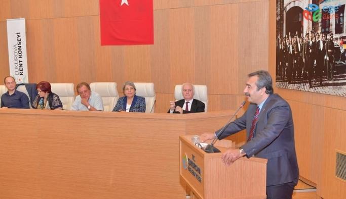 """Çetin: """"Katılımcı belediyecilikte öncüyüz"""""""