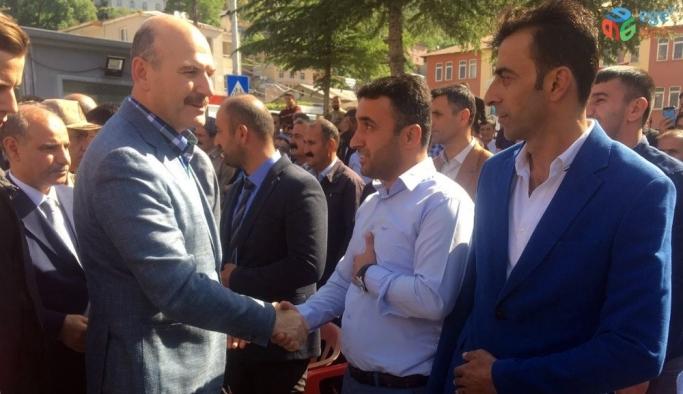 Cumhurbaşkanı Erdoğan Beytüşşebaplıların bayramını kutladı