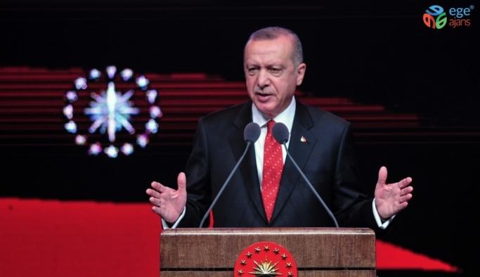 Cumhurbaşkanı Erdoğan, TFF Başkanı Nihat Özdemir ile görüştü