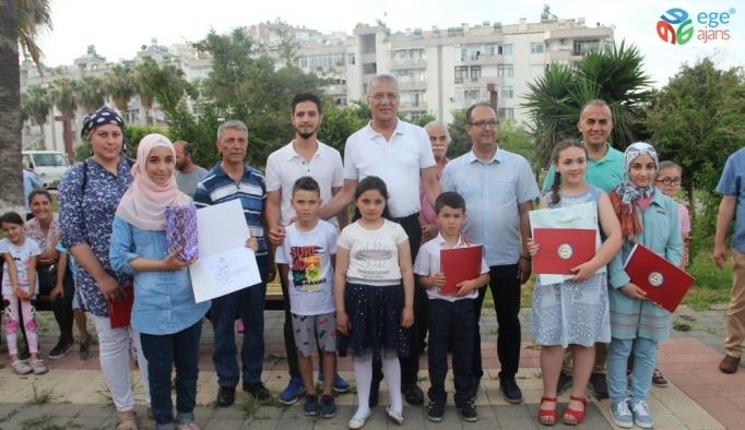 Dünya Çevre Günü'nde Viranşehir sahilleri temizlendi