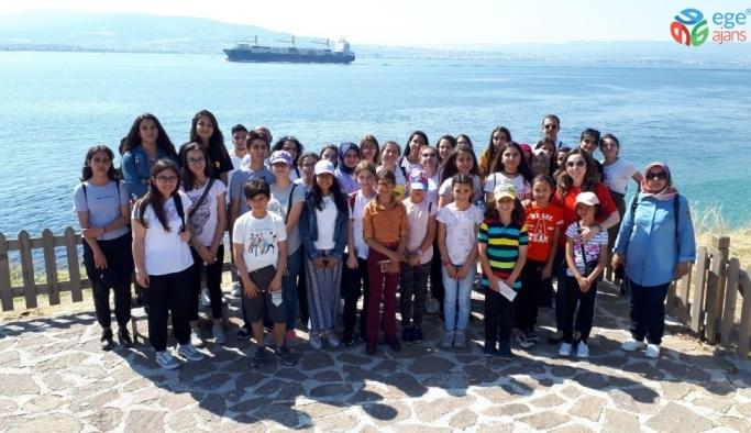 Eğirdir'de başarılı öğrencilere Çanakkale gezisi ödülü