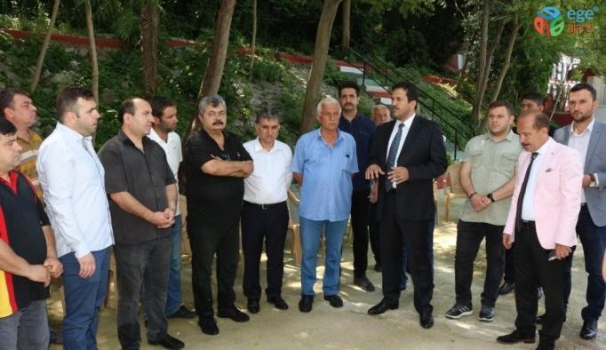 Kapuz Plajı Sosyal Tesisleri hizmete açıldı