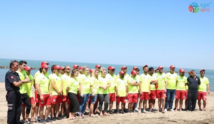 Karadeniz sahillerinde Cankurtaran ekipleri göreve başladı