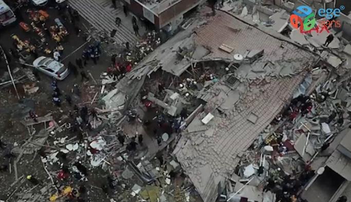 Kartal'da 21 kişinin öldüğü Yeşilyurt Apartamanı davası başladı
