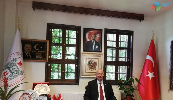 Kemaliye Belediye Başkanı Mehmet Karaman'dan bayram mesajı