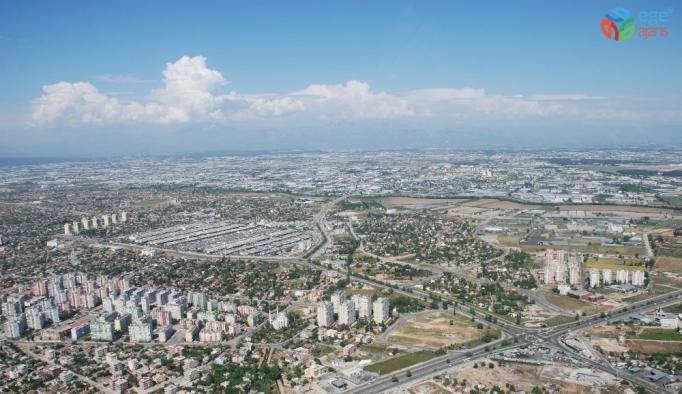 Küllerinden doğan mahalle, Antalya'nın yeni ticaret ve eğitim merkezi oluyor