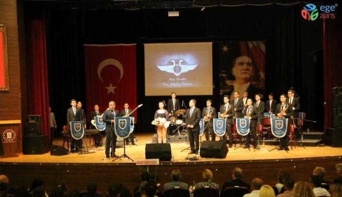 Kütahya'da 'Cazın Kartalları'ndan konser