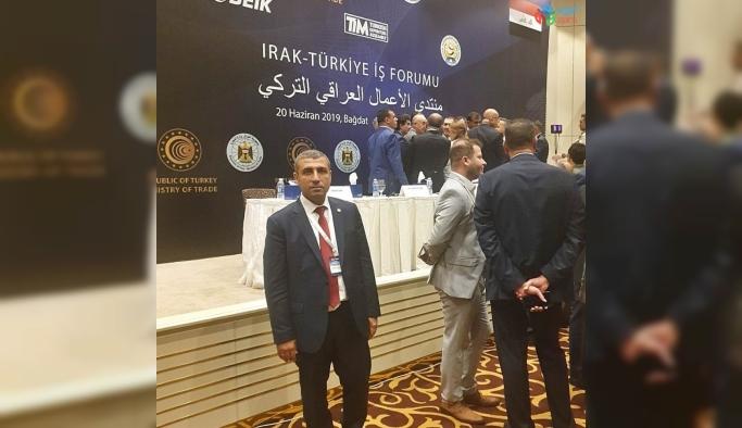 Milletvekili Taşdoğan Irak'ta