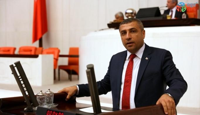 Milletvekili Taşdoğan'dan karne alan öğrencilere nasihatler
