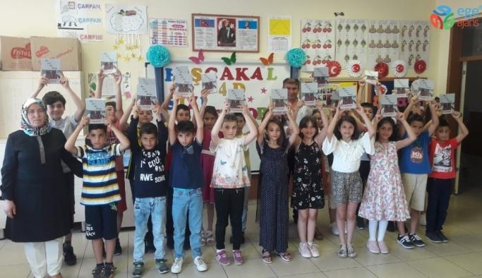 Öğretmenden karne gününde sürpriz