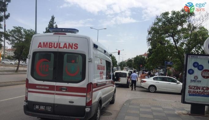Sincan Belediyesi'nde üzen ölüm