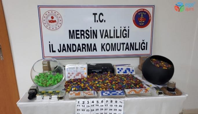 Tarsus'ta kumar operasyonu