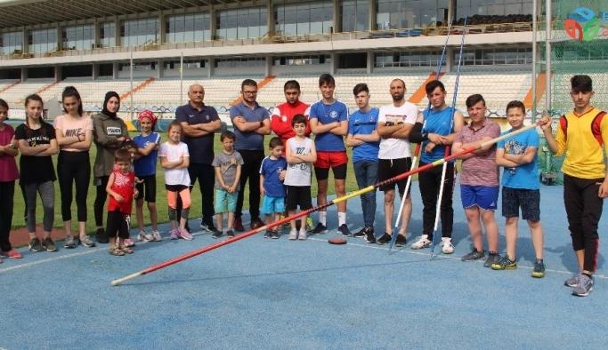Trabzon'un özel sporcularının içinde Dünya ikincileri, Avrupa üçüncüleri ve Türkiye şampiyonları var